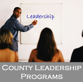 County Leadership Programs