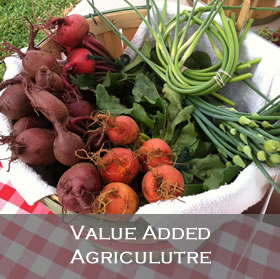 Value-added Agriculture