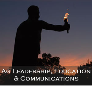 Ag Leadership, Education & Communications tile image