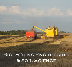 Biosystems Engineering & Soil Science tile image